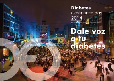Portada Diabetes Experience Day